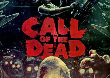 Постер режима Call of the Dead дополнения Esaclation для Call of Duty: Black Ops