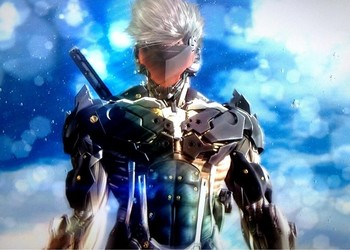 Снимок экрана Metal Gear Rising: Revengeance