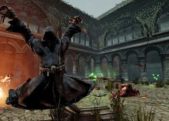 Снимок экрана Painkiller: Hell & Damnation