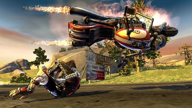 Создатели Ride to Hell: Route 666 произвели трайлер геймплея новой игры