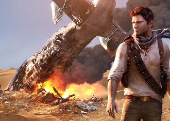 Снимок экрана Uncharted 3
