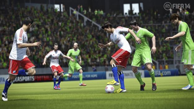 Создатель игры FIFA 14 желает похитить игроков у серии Call of Duty