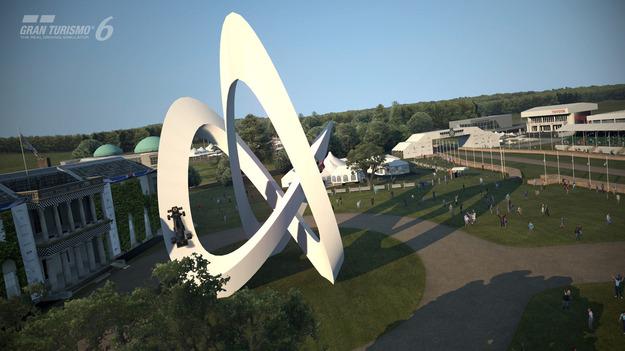 В игре Гран Туризмо 6 будет новая автотрасса - Goodwood Hill Climb