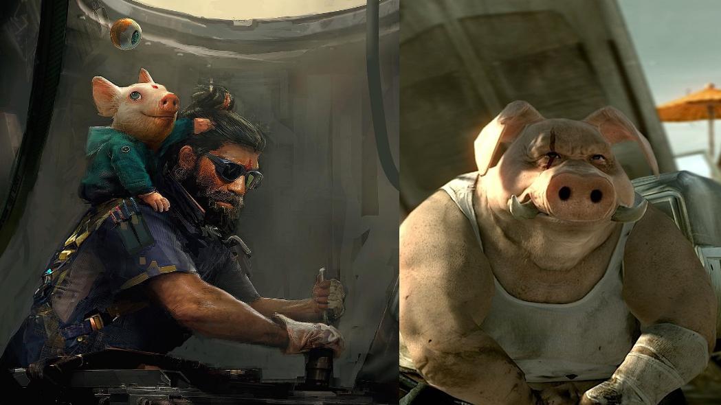 Ubisoft начнёт бесплатно раздавать оригинальную Beyond Good & Evil с12октября