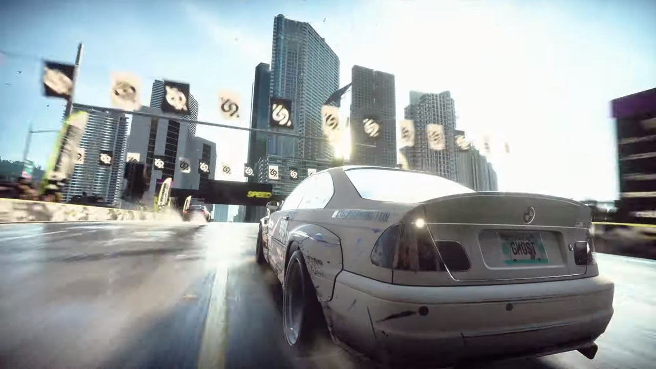 Винтернете появился геймплейный ролик Need for Speed Heat