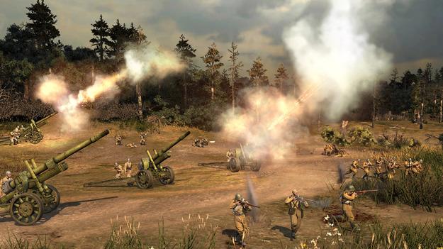 Sega раскрыла первый раунд прикрытого beta-тестирования игры Company of Heroes 2