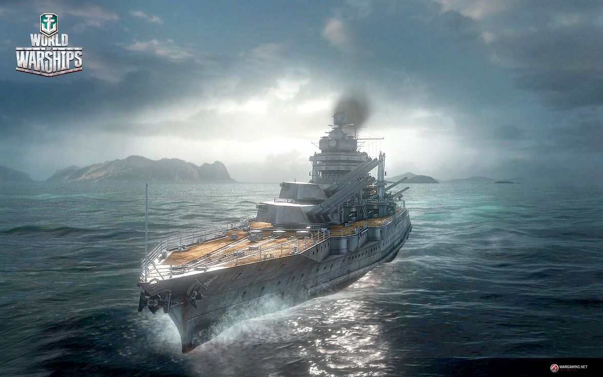 World Of Warships Черный Экран