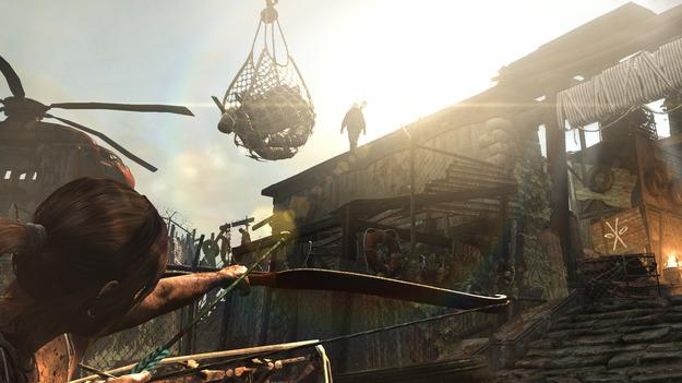 Square Enix произвела 1-ое добавление к игре Tomb Raider