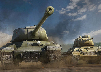 Концепт-арт World of Tanks