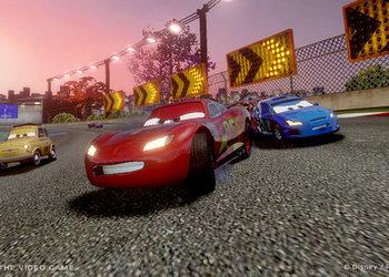 Скриншот Cars 2: The Videogame