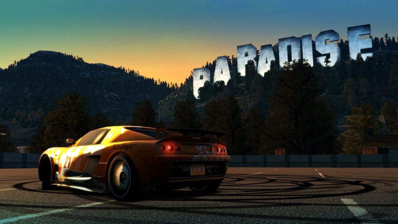 Electronic Arts выпустит ремастер хитовых гонок Burnout Paradise