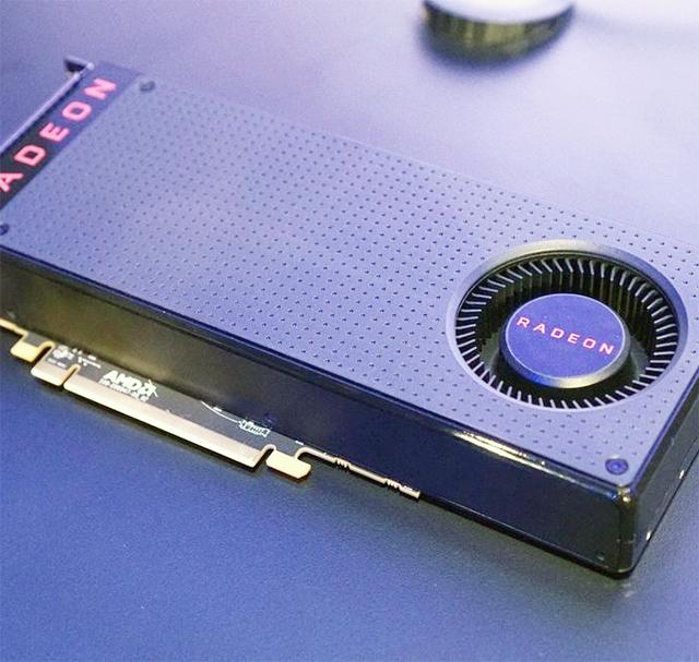 RadeonRX 480— ускоритель среднего уровня обновленного поколения