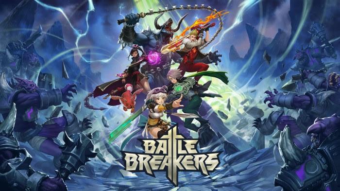 ВEpic Games анонсировали мобильную игру Battle Breakers