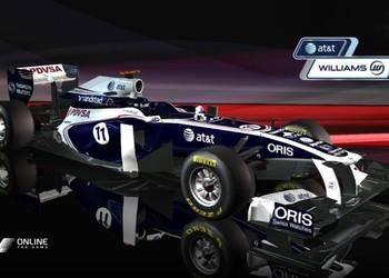 Скриншот F1 Online