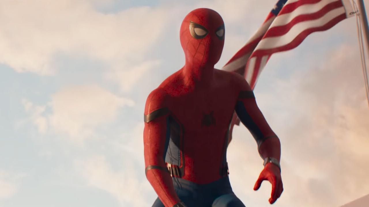Киномакс Томск - Человек - паук : Возвращение домой