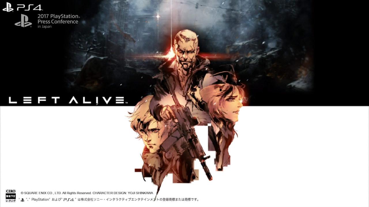 Достоевский, роботы и РФ  будущего в новейшей  игре Square Enix