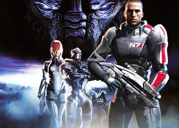 Вышла новая часть игры Mass Effect