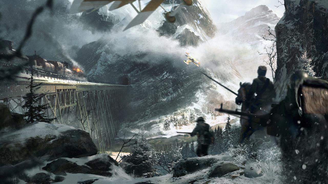 Создатели Battlefield 1 показали армию русской Империи