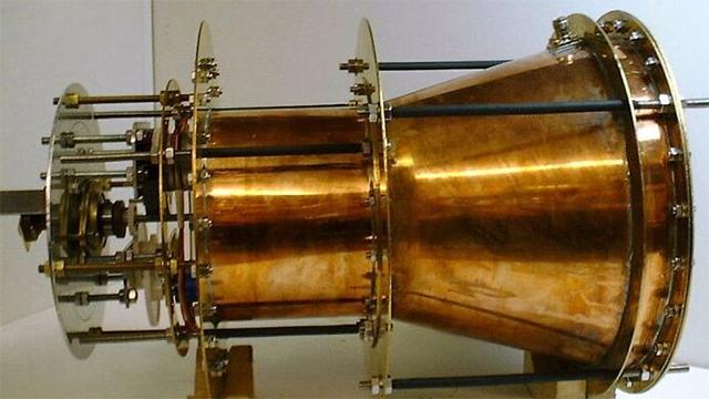 Англичанин запатентовал мотор, нарушающий законы физики