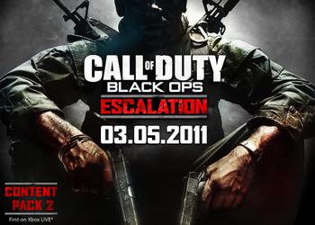 Бокс-арт Call of Duty: Black Ops