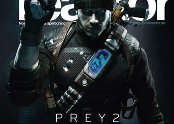 Обложка журнала GameReactor