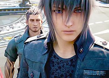 Игру Final Fantasy XV выпустят на PC с улучшенной графикой