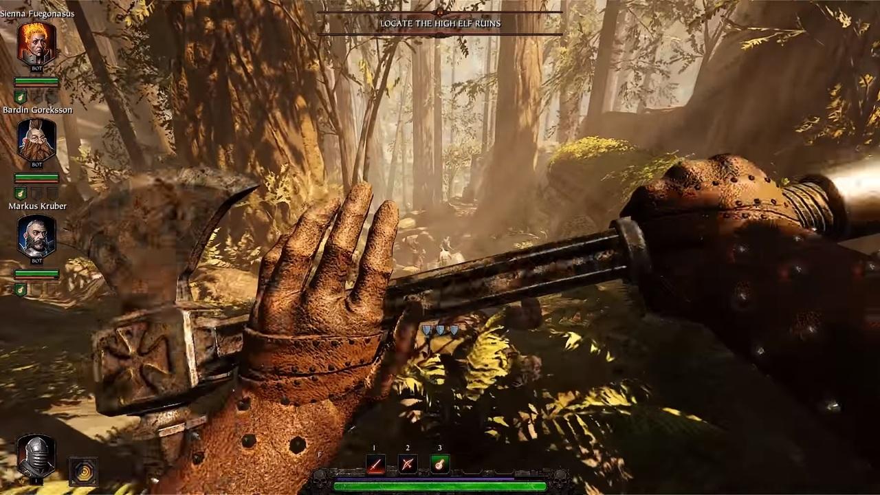 Warhammer: Vermintide 2 презентуют 8марта