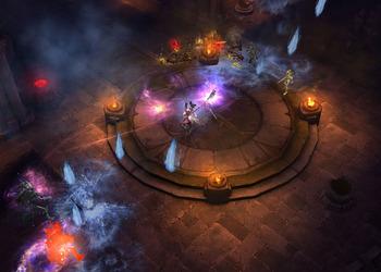 Скриншот Diablo III