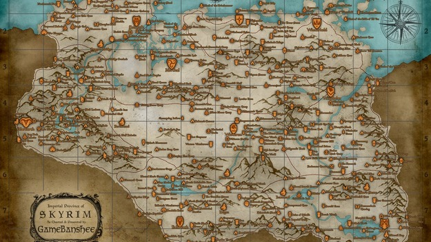 К игре Skyrim произведено больше апдейтов, чем для Fallout 3 и Oblivion