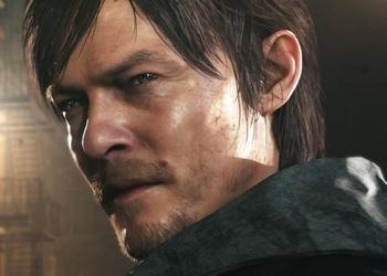 Снимок экрана Silent Hills