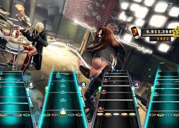 Скриншот Guitar Hero