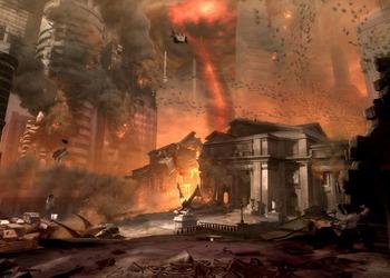 Концепт-арт Doom 4 на начальных шагах подготовки