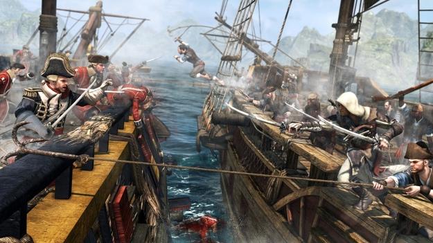 Ubisoft делает игрокам Assassin'с Creed: White Flag IV общую волю выбора, «брутальный геймплей и опьяненный скандал с пиратами»