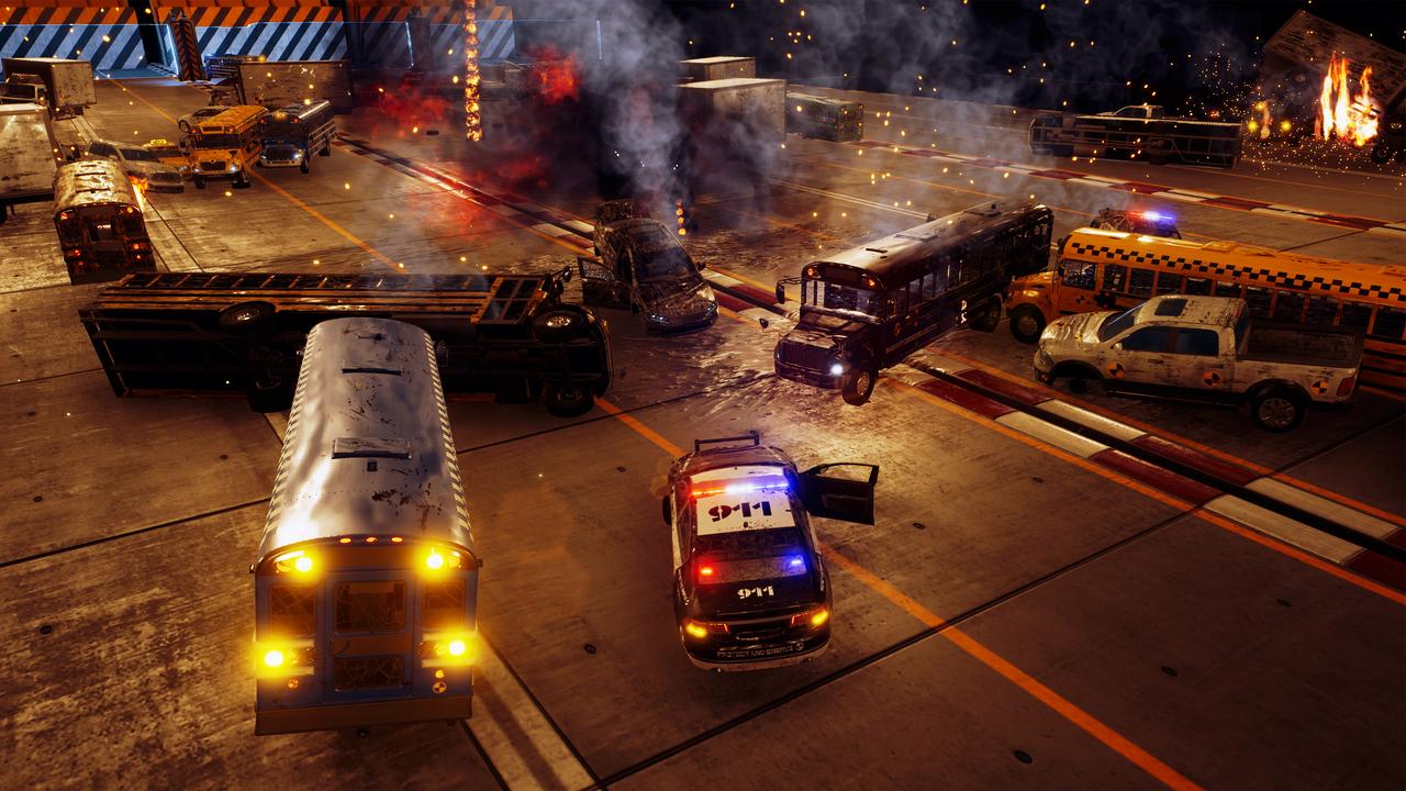 Создатели Burnout анонсировали гоночную аркаду Danger Zone