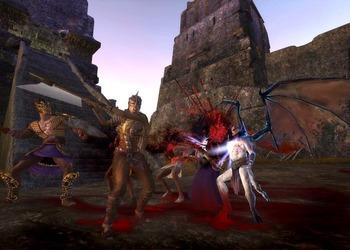 Скриншот Age of Conan