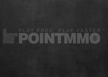 Логотип платформы PointMMO