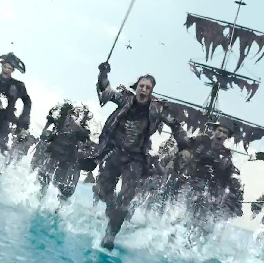 Пираты карибского моря мертвецы не рассказывают смотреть фильм 2018 1080