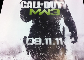 Постер для Call of Duty: Modern Warfare 3