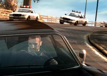 Скриншот Grand Theft Auto IV