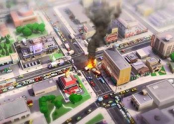 Концепт-арт SimCity 5
