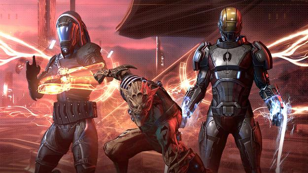 BioWare не планирует производить игру Mass Effect 4