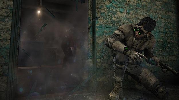 Ubisoft обнародовала обновленный видеоролик к игре Splinter Cell: Blacklist