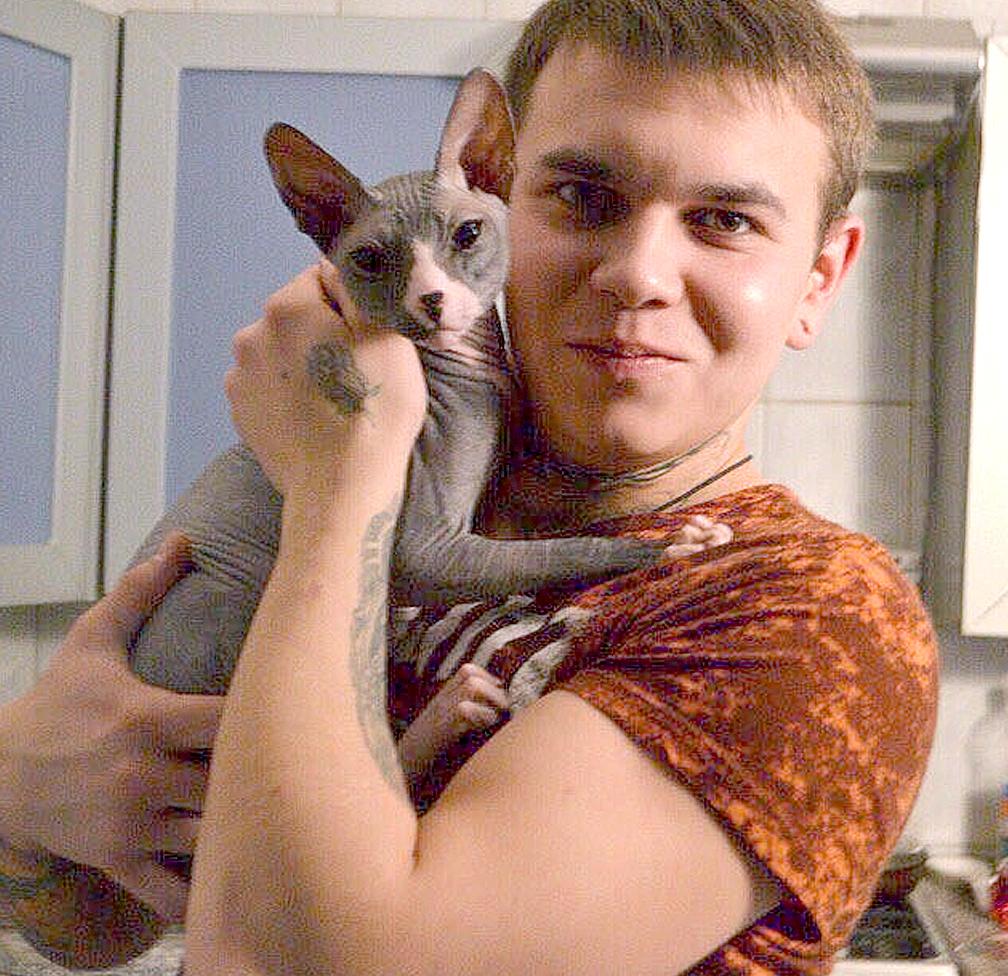 Вглобальной паутине обсуждают живодера изОренбурга, расчленившего кошку