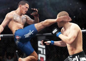 Снимок экрана EA Спортс UFC