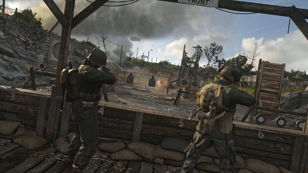 Call ofDuty: WWII готовится кбета-тесту