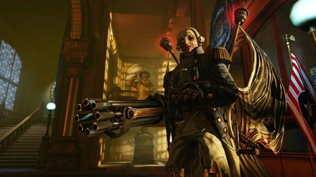 В игре BioShock Infinite будут русские субтитры после релиза
