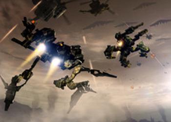 Снимок экрана Armored Core: Verdict Day