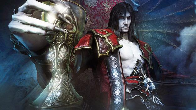 Главным героем игры Castlevania: Lords of Shadow 2 будет сам Дракула