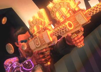 Снимок экрана Saints Row: Gat Out of Hell