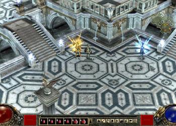 Скриншот Diablo III от Blizzard North